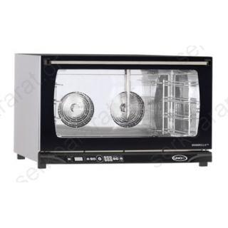 Φούρνος επαγγελματικός αερόθερμος 4 θέσεων 60Χ40 με 2 βεντιλατέρ XFT 195 ROSSELLA DYNAMIC