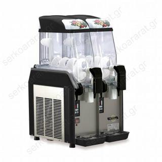 Μηχανή γρανίτας με 2 κάδους FC2