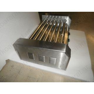 Ρόλερ χοτ ντογκ με 7 κυλίνδρους για ψητά λουκάνικα RG-7