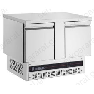 Ψυγείο πάγκος συντήρηση με 2 πόρτες BPV7300