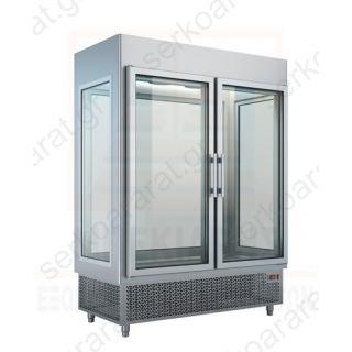 Ψυγείο θάλαμος βιτρίνα UBK160