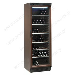 Ψυγείο βιτρίνα συντήρησης κρασιών CPV 1380M