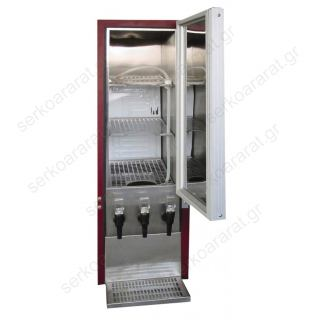Ψυγείο συντηρητής κρασιών για ασκούς DKS95-3/10L