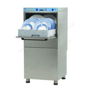 Επιδαπέδιο πλυντήριο πιάτων & ποτηριών με μπασκέτα πλύσης 50Χ50 KNOSSOS 50
