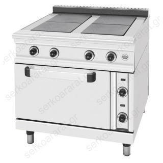 Κουζίνα ηλεκτρική FC4FE
