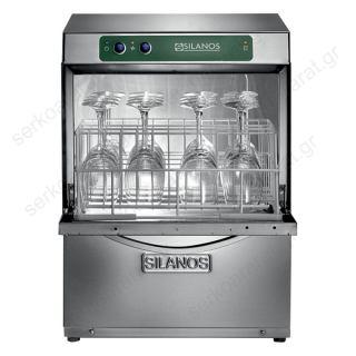 Πλυντήριο ποτηριών πιάτων SILANOS E40