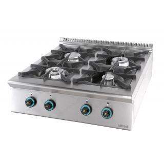 Κουζίνα υγραερίου 4 εστιών FC4S9