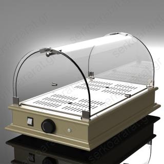 Βιτρίνα θερμαινόμενη επιτραπέζια VR74CNS
