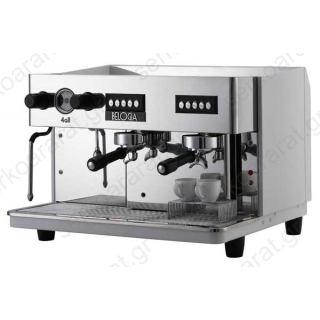 Καφεμηχανή Espresso 2 Group (Aυτόματη δοσομετρική) D/2