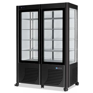 Ψυγείο βιτρίνα ζαχαροπλαστικής διπλή 800F