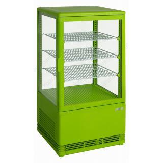 Ψυγείο βιτρίνα συντήρηση πανοραμικό 10041