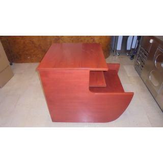 Ταμείο ξύλινης κατασκευής 70Χ100Χ90 Stock