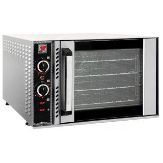 Επαγγελματικός ηλεκτρικός φούρνος με 4 θέσεις 60Χ40 ή GN1/1 FK60