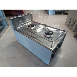 Κουζινάκι υγραερίου 2 εστιών GT.2 STOCK