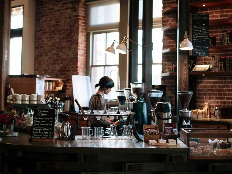 εξοπλισμος καφετεριας