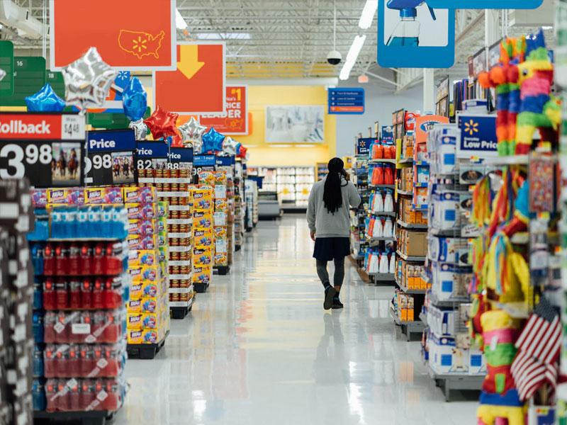 οργανωση supermarket